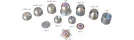 Steel and Aluminum Dust Caps