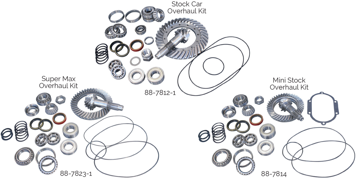 Ring and Pinions / Overhaul Kits
